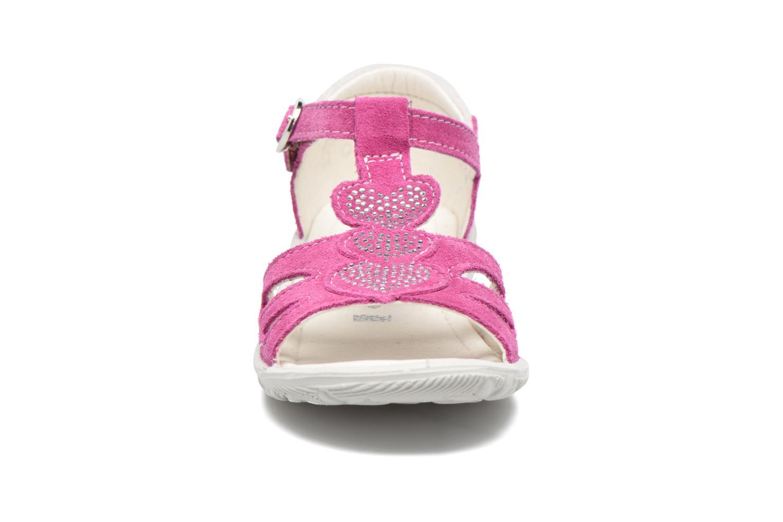 Sandales et nu-pieds Ricosta Pippa Rose vue portées chaussures