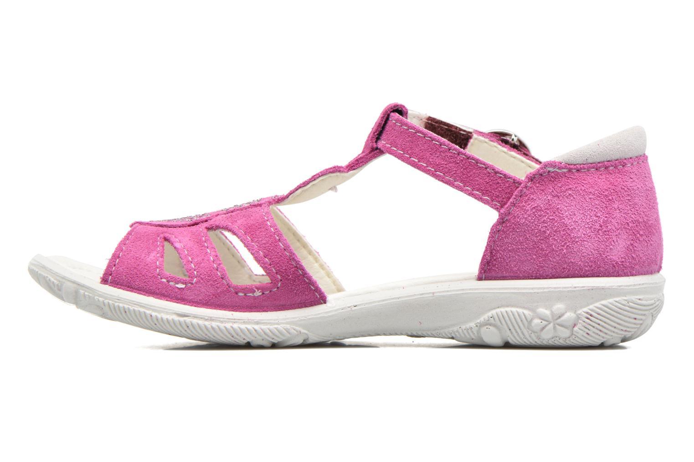 Sandales et nu-pieds Ricosta Pippa Rose vue face
