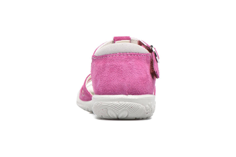 Sandaler Ricosta Pippa Pink Se fra højre