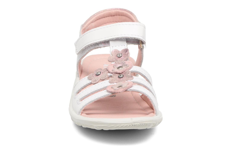 Sandali e scarpe aperte Ricosta Chica Bianco modello indossato