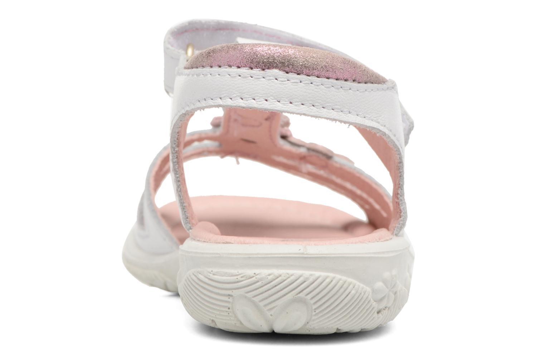Sandali e scarpe aperte Ricosta Chica Bianco immagine destra