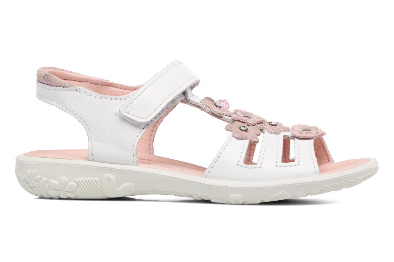 Sandali e scarpe aperte Ricosta Chica Bianco immagine posteriore