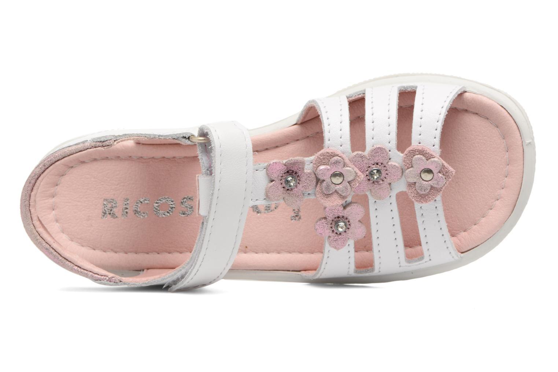Sandali e scarpe aperte Ricosta Chica Bianco immagine sinistra