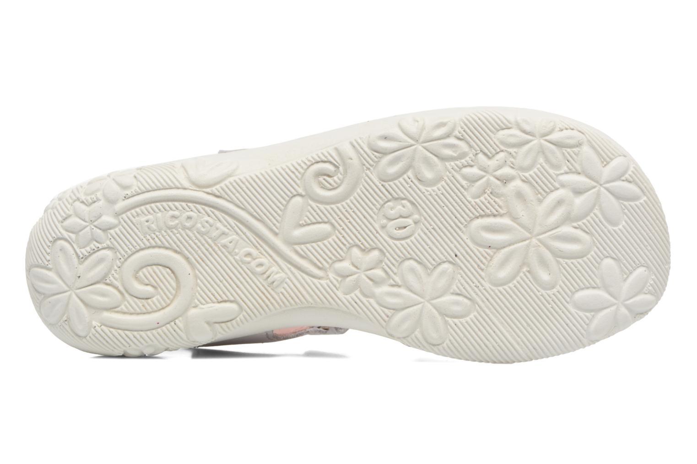 Sandali e scarpe aperte Ricosta Chica Bianco immagine dall'alto