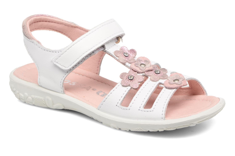 Sandali e scarpe aperte Ricosta Chica Bianco vedi dettaglio/paio