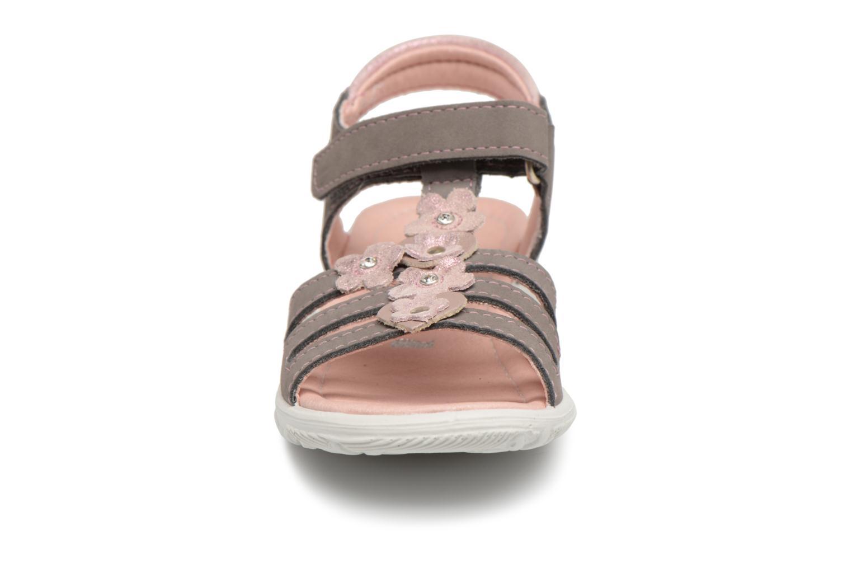 Sandalen Ricosta Chica grau schuhe getragen
