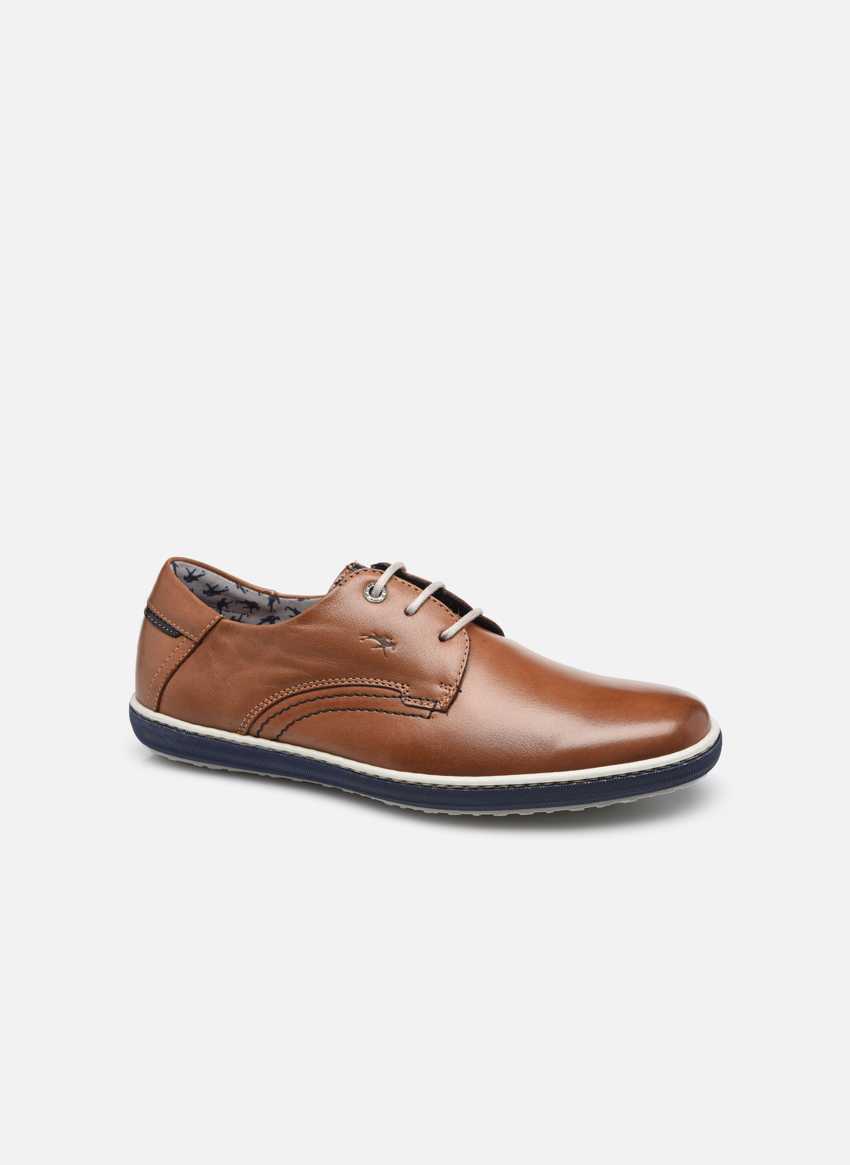 buy discount Fluchos Pegaso 9710 Brown Lace up shoes 284634 Mens Cuero Fluchos Mens Lace up shoes