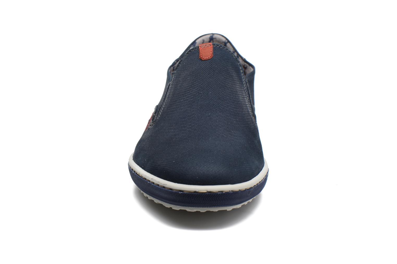 Loafers Fluchos Pegaso 9707 Blå bild av skorna på