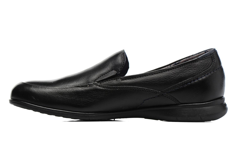 Loafers Fluchos Nelson 9762 Blå bild från framsidan