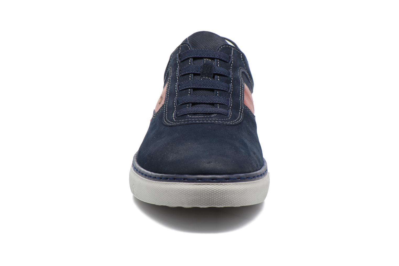 Baskets Fluchos Quebec 9700 Bleu vue portées chaussures