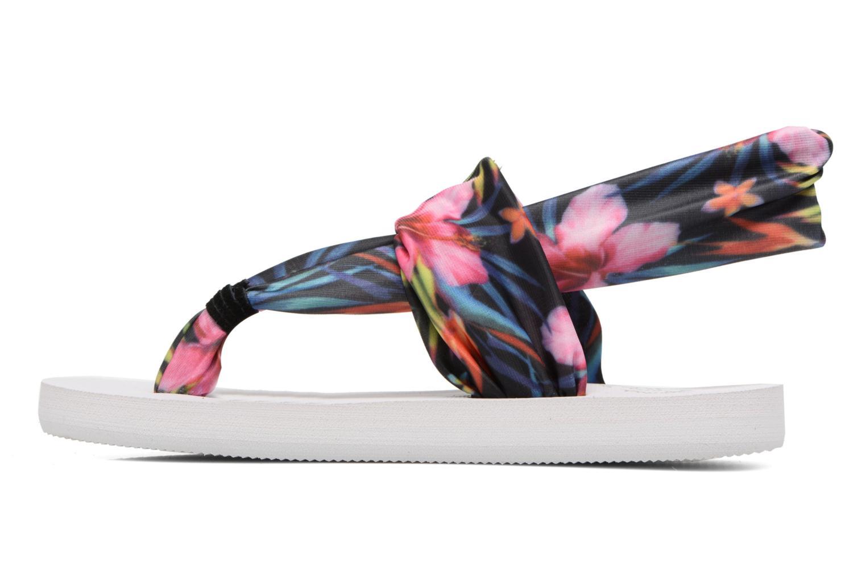Fashion Jellies Sandals White