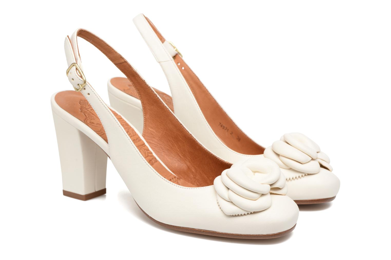 Sandali e scarpe aperte Chie Mihara Bri Ripon Bianco immagine 3/4