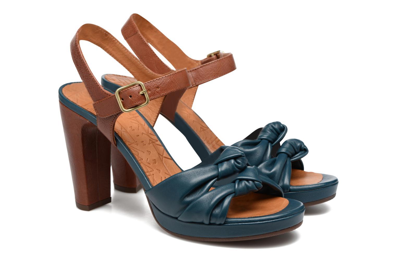 Sandales et nu-pieds Chie Mihara Champan Bleu vue 3/4