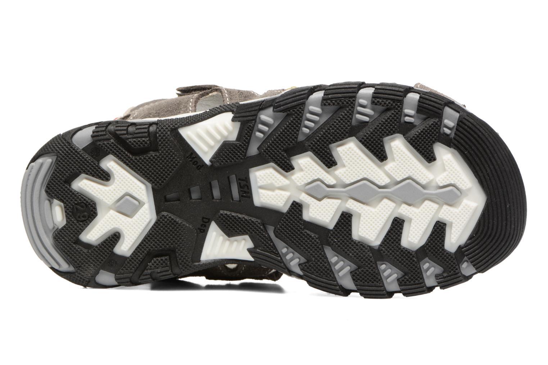 Sandali e scarpe aperte Bopy Ebriac Grigio immagine dall'alto