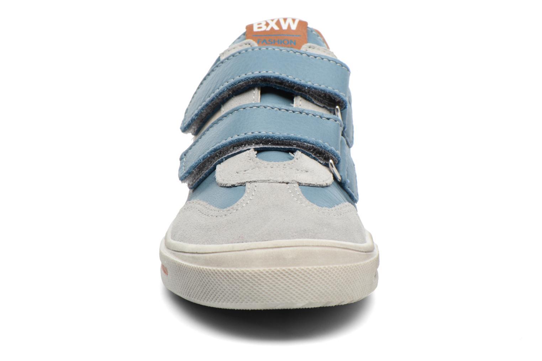Baskets Bopy Vandy Bleu vue portées chaussures
