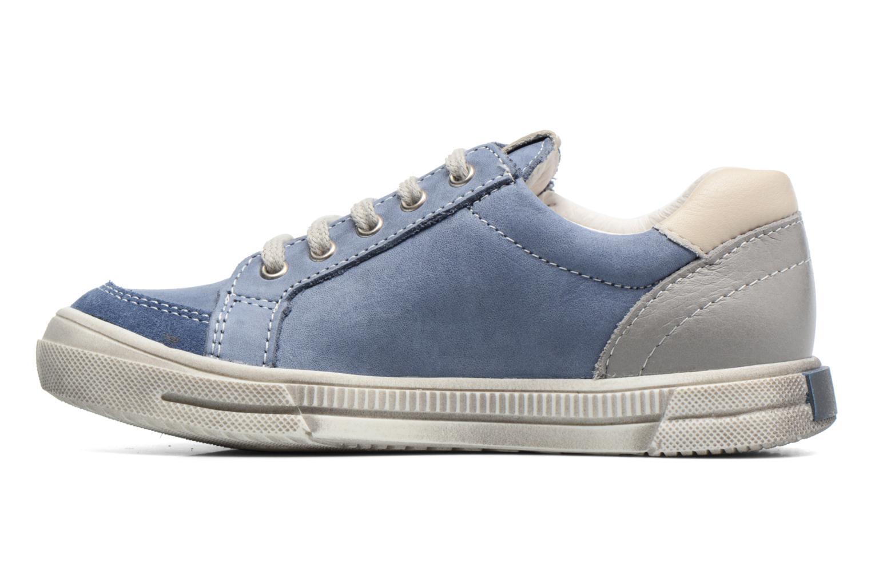 Sneakers Bopy Valajo Azzurro immagine frontale