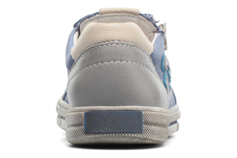 Sneakers Bopy Valajo Azzurro immagine destra