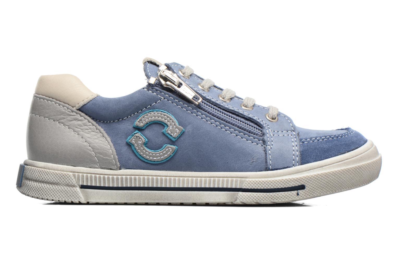 Sneakers Bopy Valajo Azzurro immagine posteriore