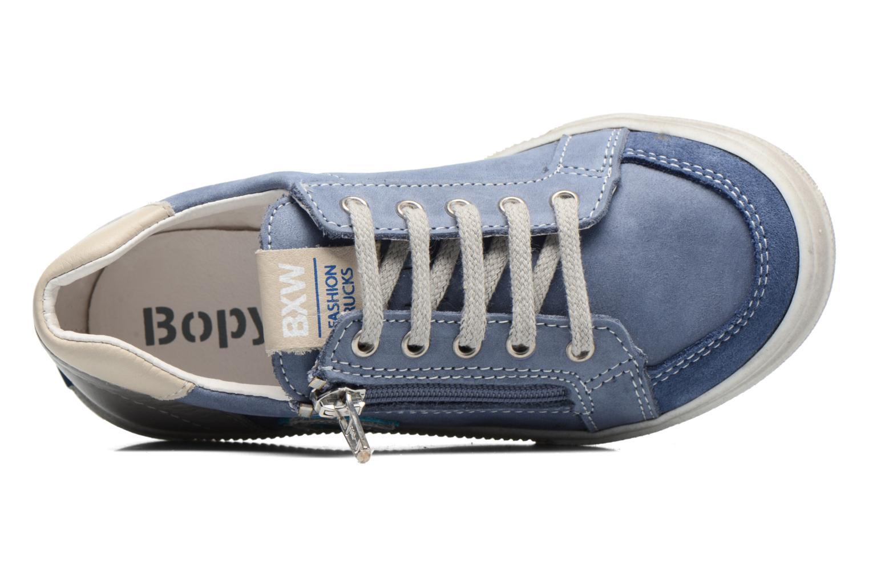 Sneakers Bopy Valajo Azzurro immagine sinistra