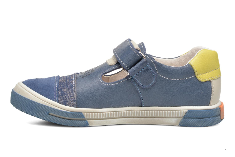 Sneakers Bopy Voba Blauw voorkant