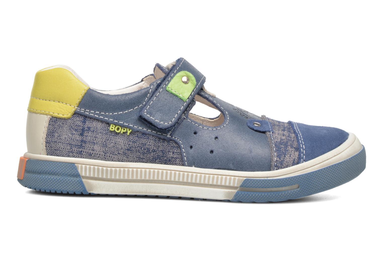 Sneakers Bopy Voba Blauw achterkant