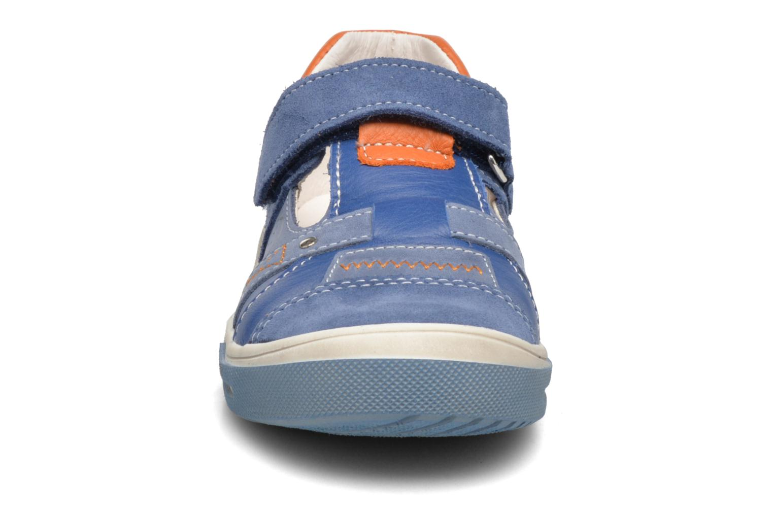 Velcro shoes Bopy Vadiso Blue model view