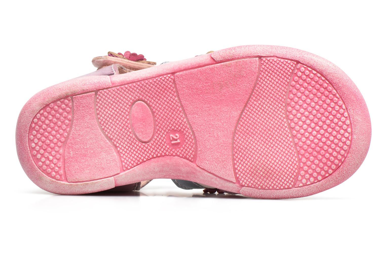 Sandales et nu-pieds Bopy Naxara Kouki Rose vue haut