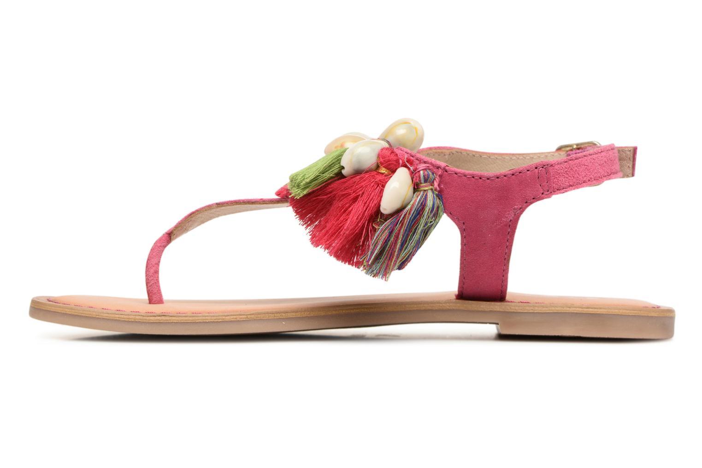 Sandales et nu-pieds Gioseppo Indigena Rose vue face