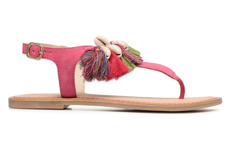 Sandales et nu-pieds Gioseppo Indigena Rose vue derrière