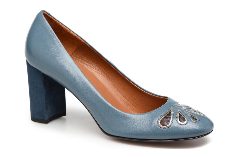 Heyraud EUGENIE (Bleu) - Escarpins chez Sarenza (285006)