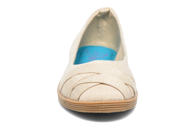 Ballerinaer Blowfish Glo2 Beige se skoene på