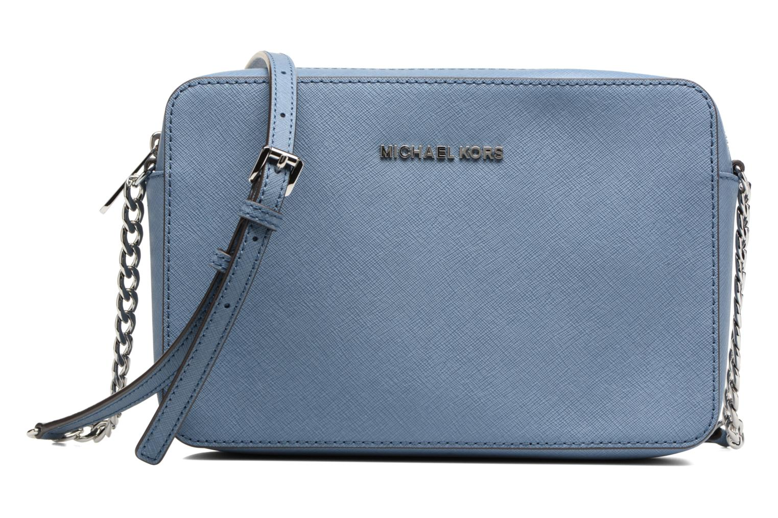 JET SET TRAVEL LG CROSSBODY Denim