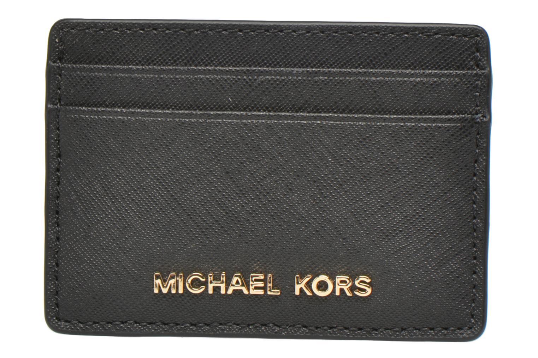 Marroquinería pequeña Michael Michael Kors Money Pieces CARDHOLDER Negro vista de detalle / par