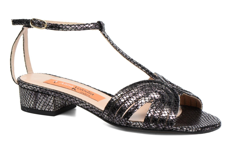 Grandes Volodia descuentos últimos zapatos Anna Volodia Grandes Olga (Negro) - Sandalias Descuento bbecb1