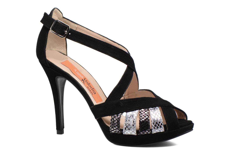Los últimos zapatos de descuento para hombres y mujeres Anna Volodia Sonia (Negro) - Sandalias en Más cómodo