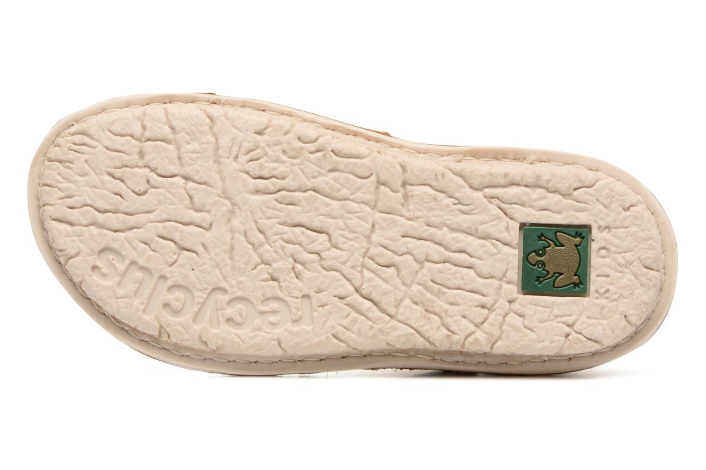 Sandales et nu-pieds El Naturalista Kiri E278 2 Gris vue haut