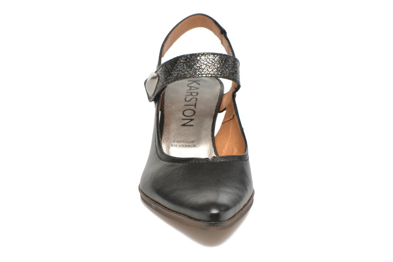 High heels Karston Kzoupi Black model view