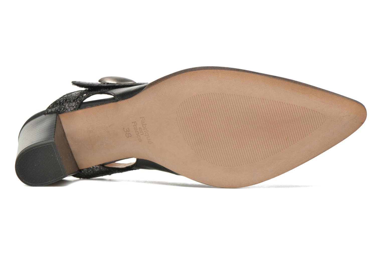 High heels Karston Kzoupi Black view from above