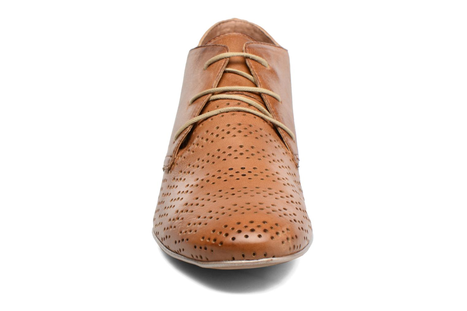 Lace-up shoes Karston Jorzi Brown model view