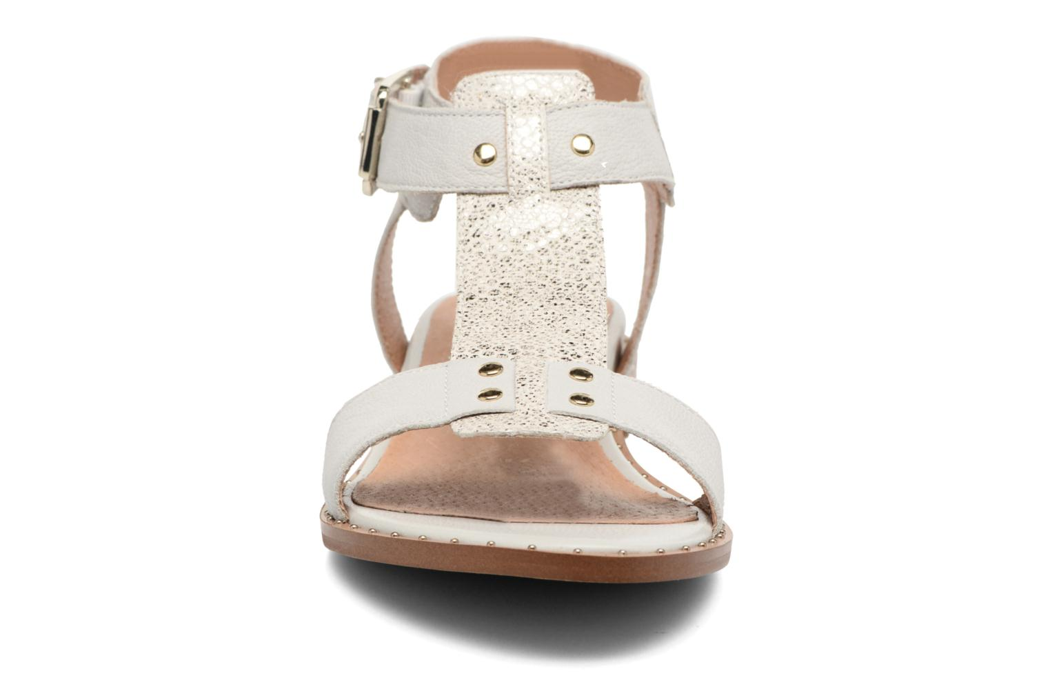 Sandals Karston Sodin White model view