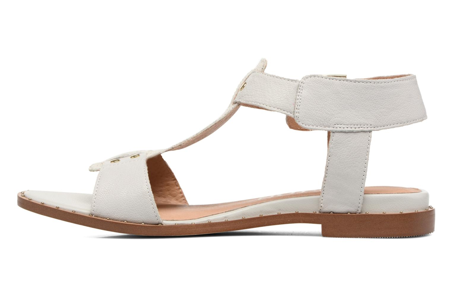 Sandals Karston Sodin White front view