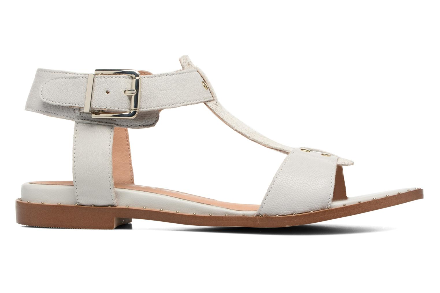 Sandals Karston Sodin White back view