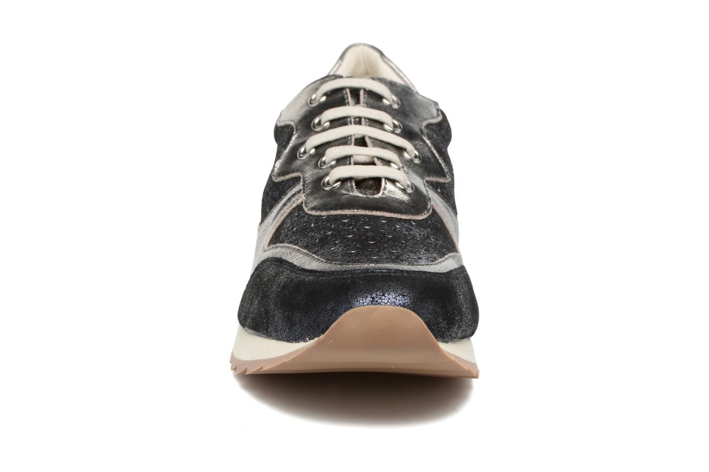 Baskets Karston Jesef Bleu vue portées chaussures