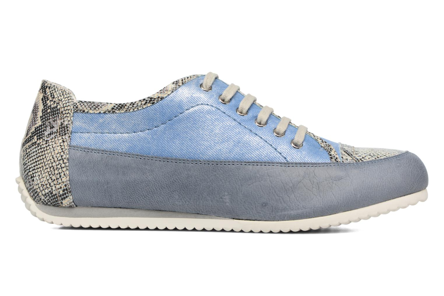 Trainers Karston Caloza Blue back view