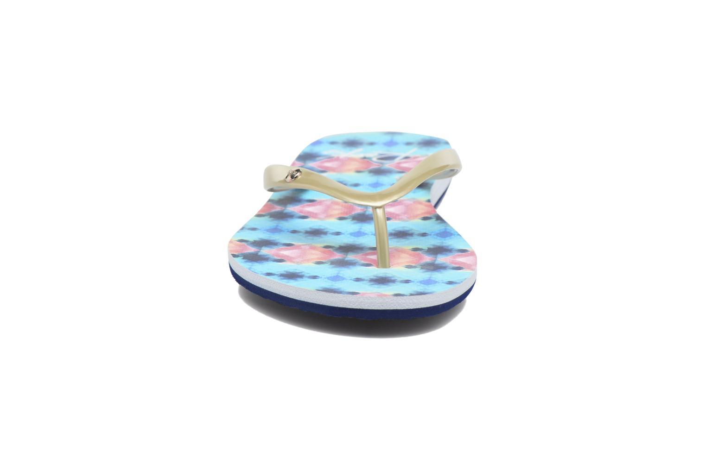 Flip flops Roxy Portofino Blue model view