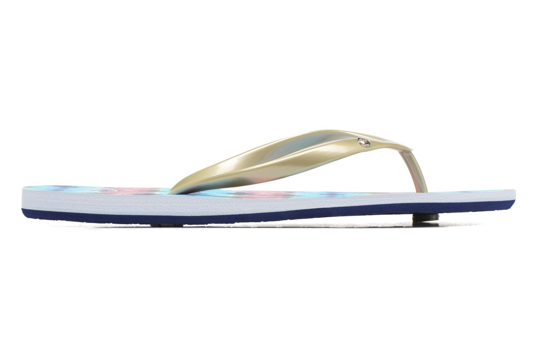 Portofino Blue/White Print