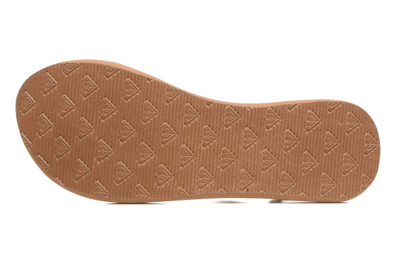 Sandales et nu-pieds Roxy Luana Multicolore vue haut