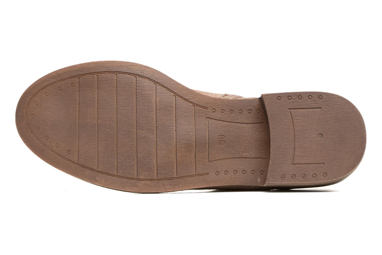 Bottines et boots Madison Acome Bleu vue haut