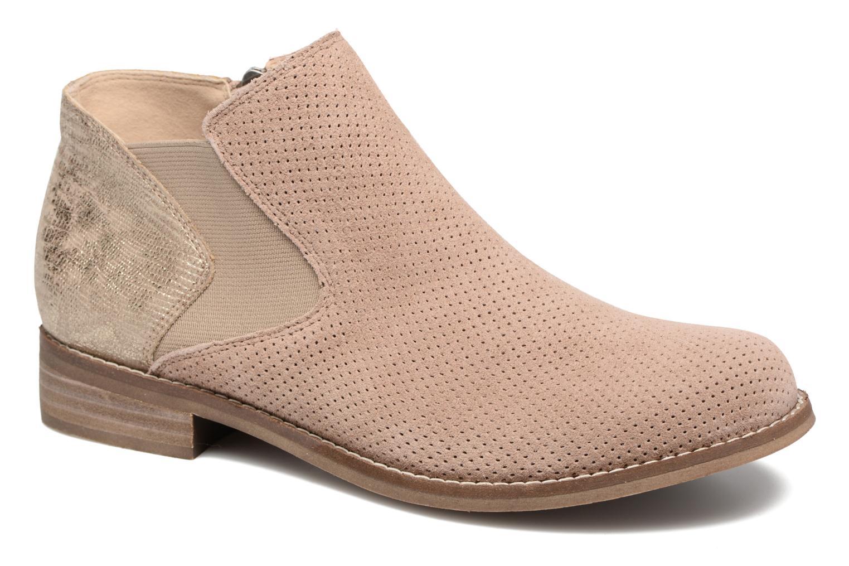 Bottines et boots Madison Acome Bleu vue détail/paire