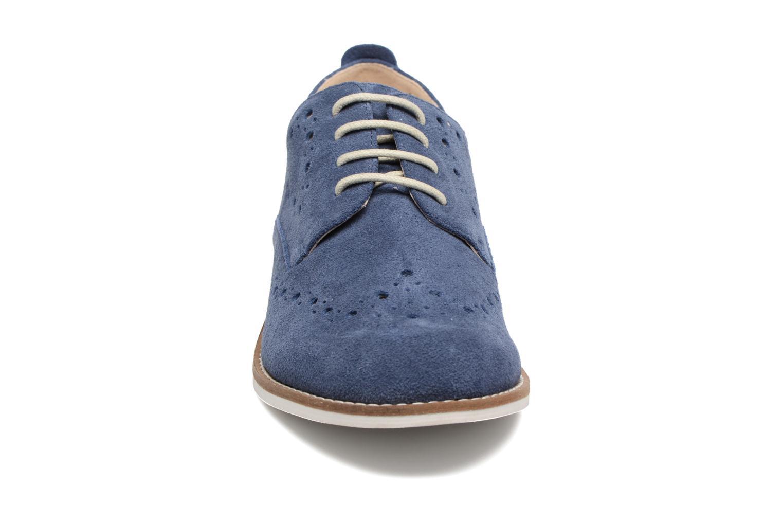 Chaussures à lacets Madison Aclina Bleu vue portées chaussures
